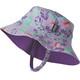 Patagonia Baby Sun Bucket Hat Garibaldi Tropics: Petoskey Purple